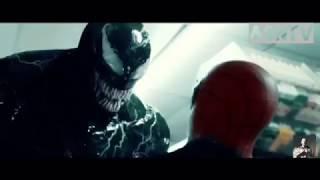 Веном против Человека паука.Веном (2018)