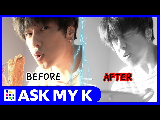 Ask My K : Song Won Sub - What is the hottest thing in Korea? | FIRE NOODLE CHALLENGE