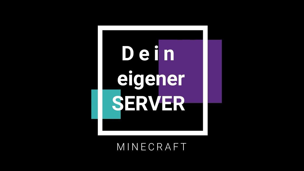 Kostenlose Minecraft Server erstellen 2019 - YouTube