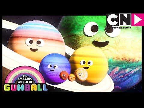 Pytanie | Niesamowity świat Gumballa | Cartoon Network