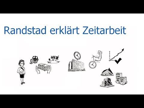 Randstad erklärt Zeitarbeit