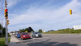 New Intersection in New Glasgow