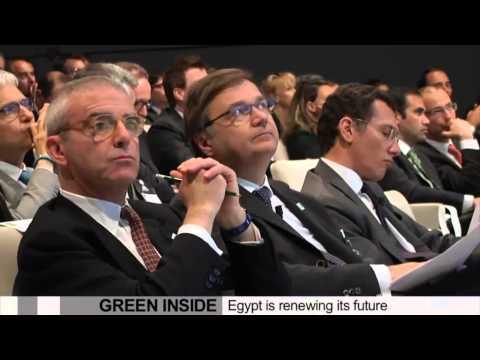 Green Inside - Egypt renewable future
