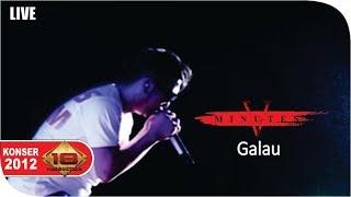Download lagu Five Minutes - Galau [LIve Konser] at Banyuwangi 6 Oktober 2012