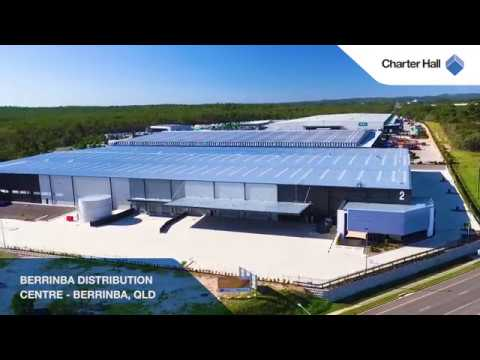 Charter Hall Industrial Developments – A preview of three of our key development projects