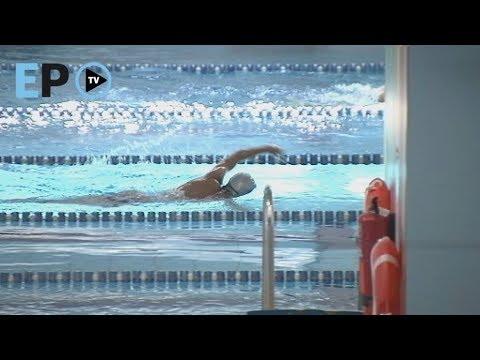 Quejas entre los usuarios de la piscina de Frigsa por la temperatura del agua