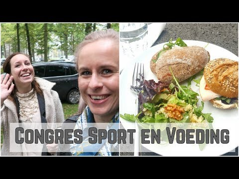 Vlog #56 - Congres Sport en Voeding op Papendal