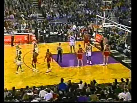 Toronto Raptors vs Chicago Bulls (1998)