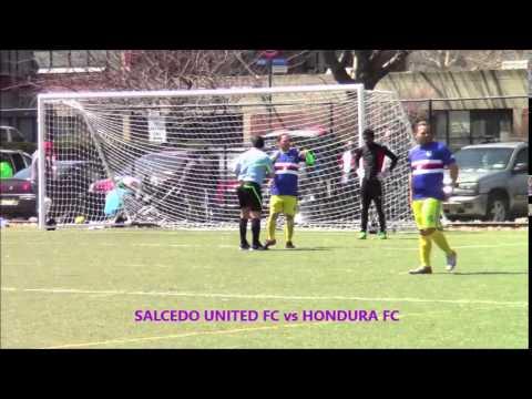 Futbol Salcedo United FC en Randall Island