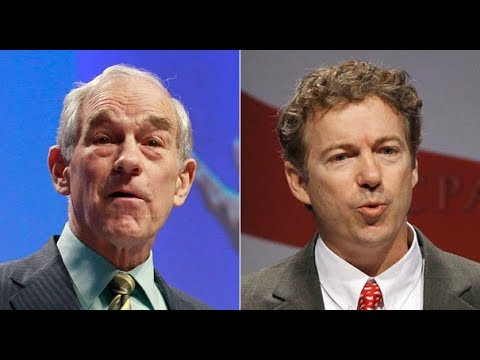 Is Ron Paul Ashamed Of His Son For Selling Out Libertarians?