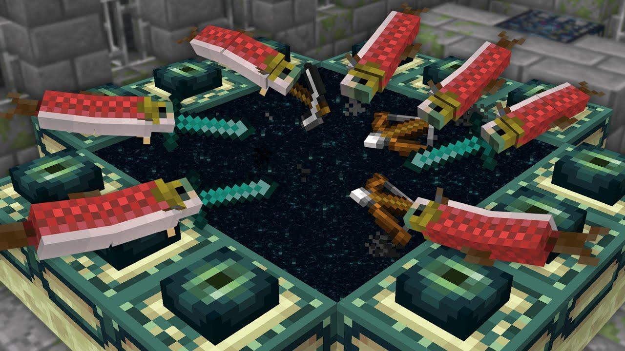 Minecraft Tapi Ikan Tamatin Gamenya untuk Kalian ..