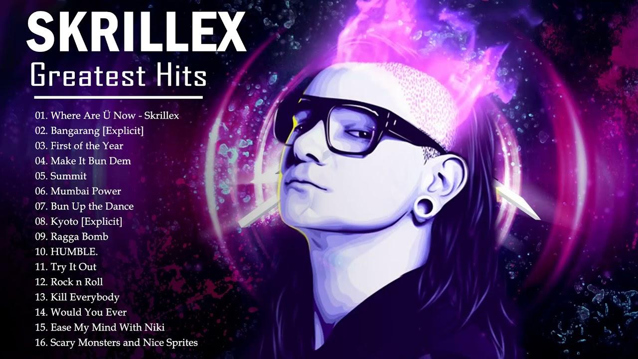 Skrillex Greatest Hits Full Album 2021   Best Of Skrillex2021