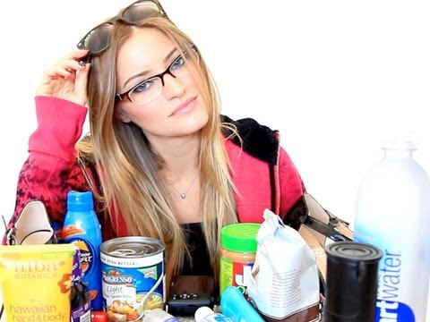 HOW TO SURVIVE THE END OF THE WORLD!   IJustine
