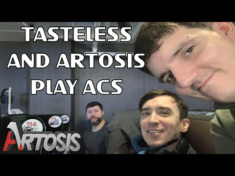 Tasteless + Artosis Compete In The ACS - Replay Review!