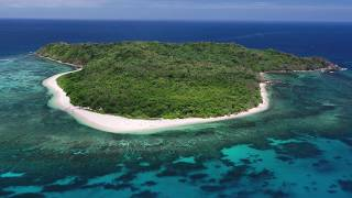 Dao Island – A Private Island For Sale In Palawan Philippines   Drone Footage