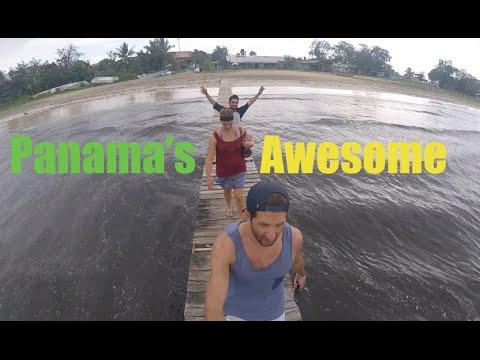 Panama - My First Travel Vlog