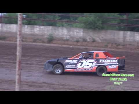 Lebanon Midway Speedway July 7, 2017 Street Stock Heat Races