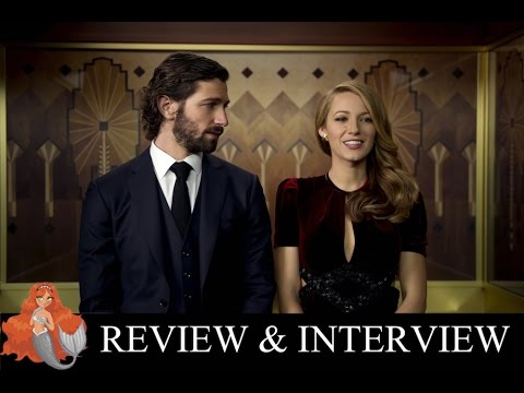 The Age of Adaline : Is pretty enough to save a romance movie?