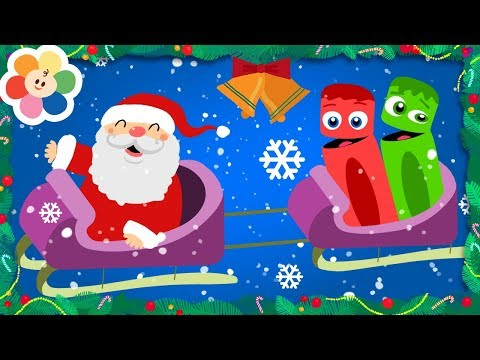 Jingle Bells Special | Christmas Songs & Nursery Rhymes | Learning Videos for Kids by Baby First TV