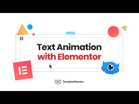 Elementor Tutorial: How To Make Animated Text With ...