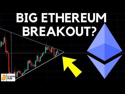Ethereum Is About To MOVE-  Price Targets And Ethereum 2.0 News