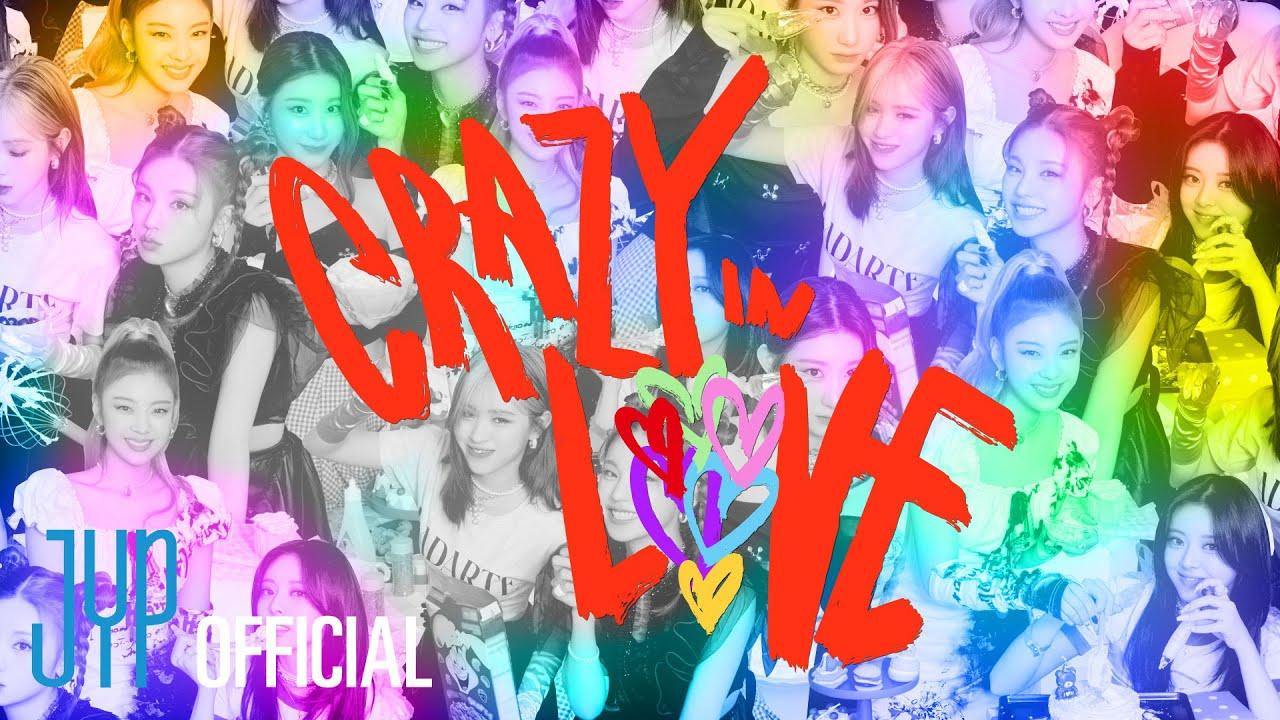 """ITZY """"CRAZY IN LOVE"""" Album Spoiler"""