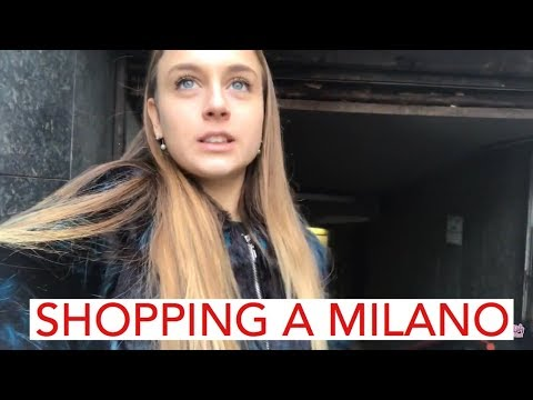 SHOPPING A MILANO |vlogMAS 14|