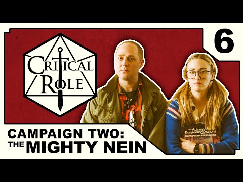 The Howling Mines | Critical Role | Campaign 2, Episode 6
