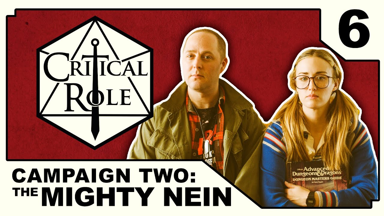 Download The Howling Mines   Critical Role: THE MIGHTY NEIN   Episode 6