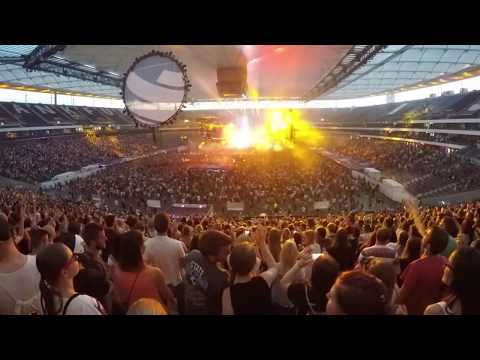 Martin Garrix @ World Club Dome 2017 - Commerzbank Arena Frankfurt - 04.06.2017