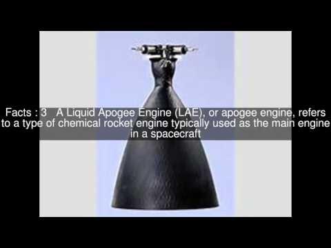 Liquid Apogee Engine Top  #10 Facts