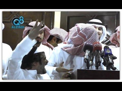 طز بشنب رجال ما يفتخر فيك | قصيدة أحمد سيار في مسلم البراك thumbnail