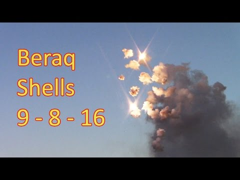 Beraq Shells - Grote Salutes - Mqabba, Malta - 09/08/16