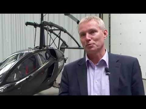 Innovatieve Mobiliteitsconcepten Pal-V. Interview Robert Dingemanse