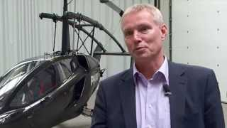 Innovatieve Mobiliteitsconcepten Pal-V. Interview Robert Dingemanse