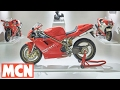 Ducati - History of Speed | Feature | Motorcyclenews.com