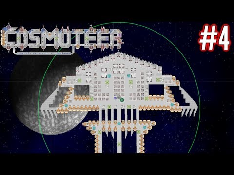 Missiles & Vanguard Difficulty!! | Ep 4 | Cosmoteer Gameplay!
