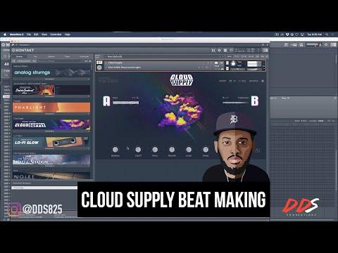 New Cloud Supply: Beat Making  (Native Instruments Kontakt Play Series)