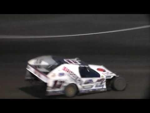 Modified Heat 3 @ Hancock County Speedway 07/28/17