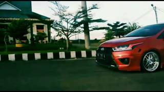 Toyota Yaris Trd Modif Body Kit Grand New Veloz Bodykit Hin Lampung 2018 Bagged Modifikasi
