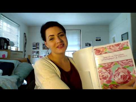 """Folder Method- College Ed. """"How to stay organized in College"""""""