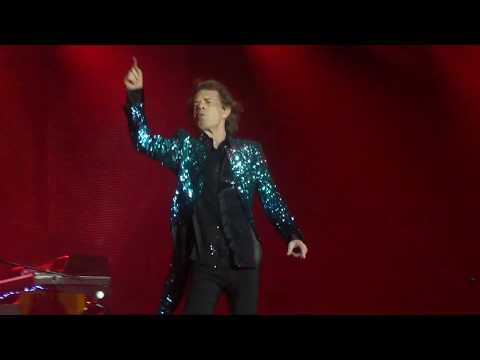 """""""Sympathy for the Devil & Honky Tonk Women"""" Rolling Stones@MetLife New York 8/1/19"""