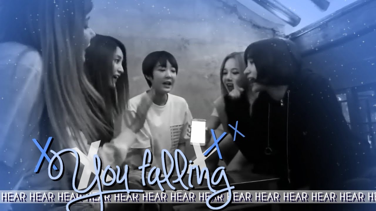 EXID//Someone to Stay