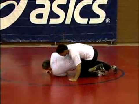 Bruce Baumgartner: Blueprint for Heavyweight Technique - On the Mat