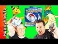 Pokemon TCG Showdown! with HobbyPig + HobbyGuy Fun HobbyKidsTV