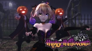 【MMD】「Happy Halloween」 - Miku // Halloween Edit【4K UHD】