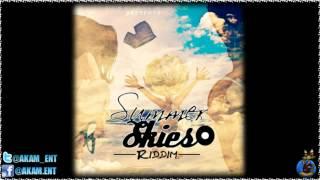 Summer Skies Riddim (Preview) [Kimichi & Sartout Records] July 2012