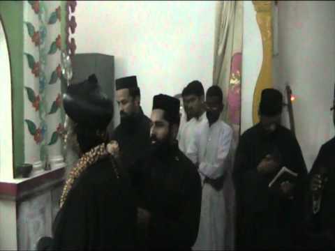 BRAHMAVAR WELCOMES H.G YAKUB MAR ELIAS..VIEDO BY FR ABRAHAM KURIAKOSE SMS BVR