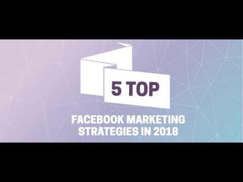 5 Facebook Marketing Strategies in 2018   Tips for Beginners   Facebook Ads