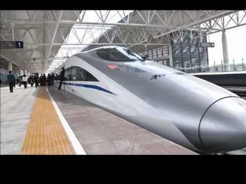 Ya hay lugar para el Tren Bala #SíAMLOEsPresidente